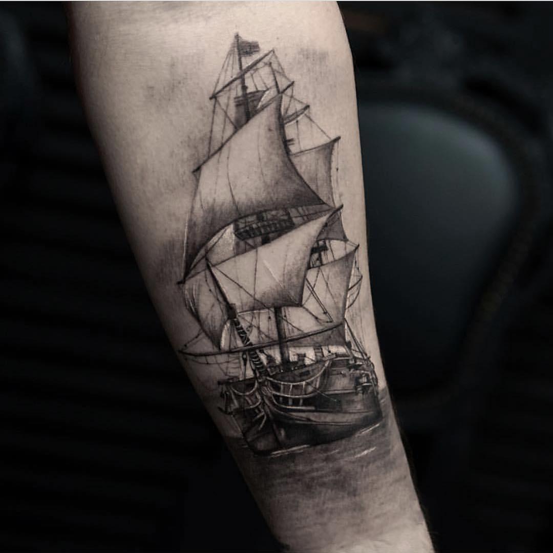 纹身多久会好图片